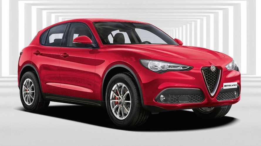 Nouvelle série spéciale Edizione pour l'Alfa Romeo Stelvio