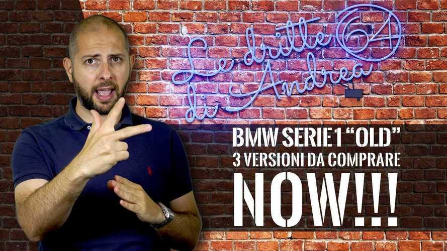 BMW Serie 1, tre trazioni posteriori da comprare immediatamente