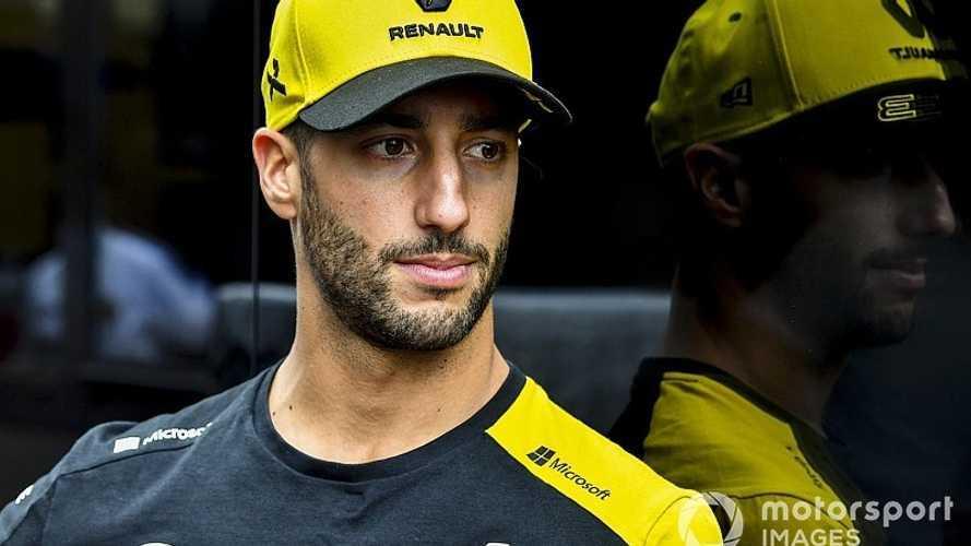L'ex-conseiller de Ricciardo réclame plus de 11 millions d'euros