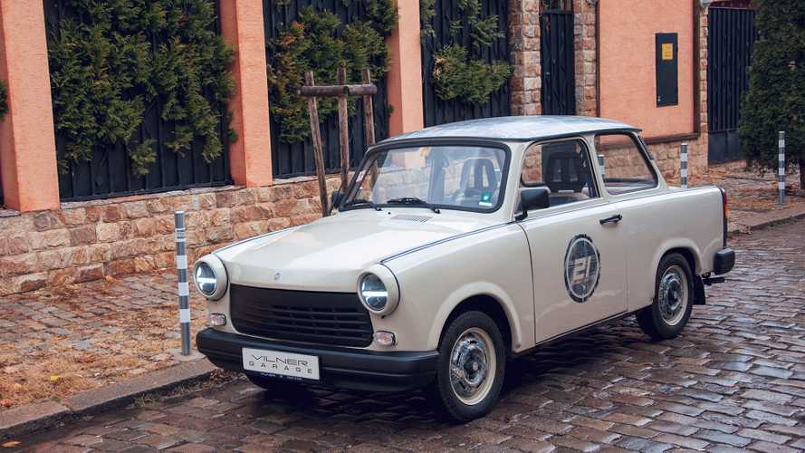 Trabant 1.1 by Vilner Garage