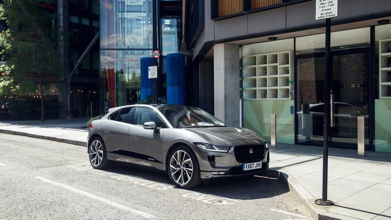 World Green Car: Jaguar I-Pace