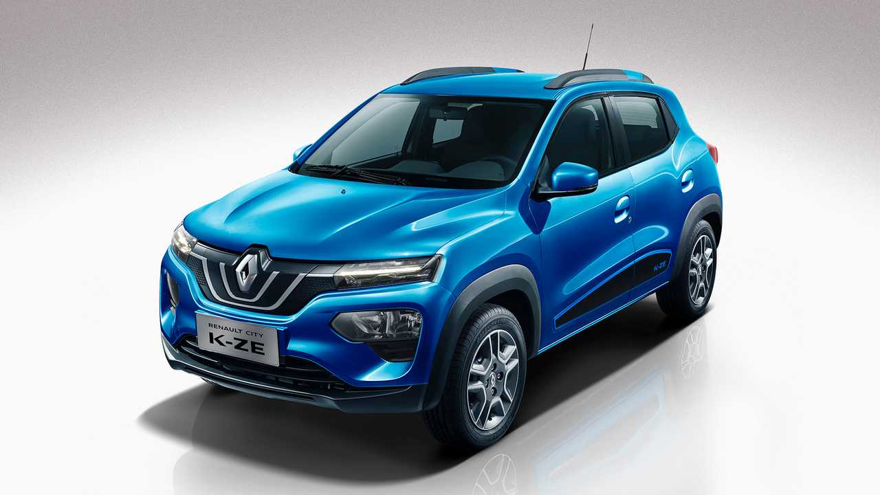 2019 Renault City K-ZE