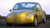 Vergessene Studien: Renault Fiftie (1996)