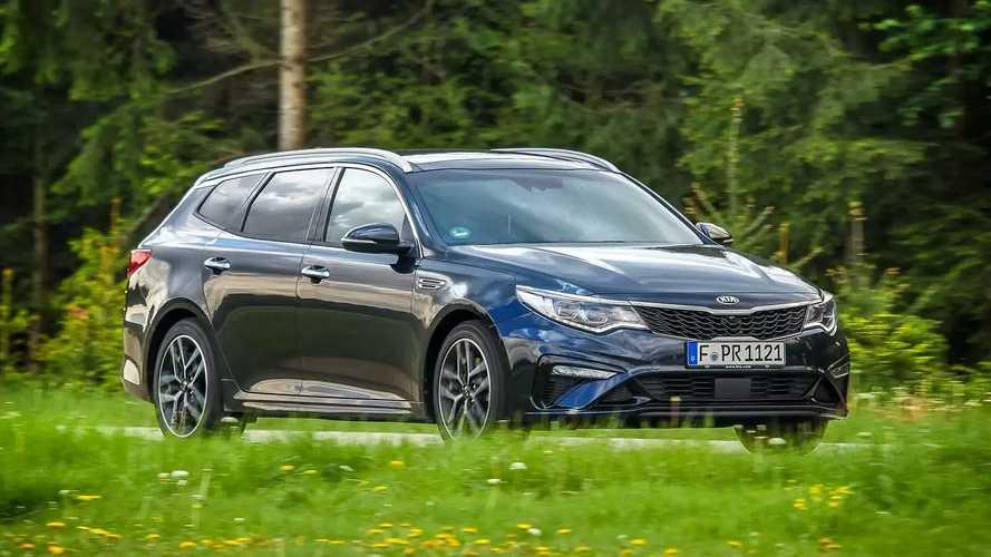 Тест-драйв Kia Optima Sportswagon 1.6 T-GDI GT-Line