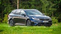 2019 Kia Optima Sportswagon 1.6 T-GDI GT-Line im Test