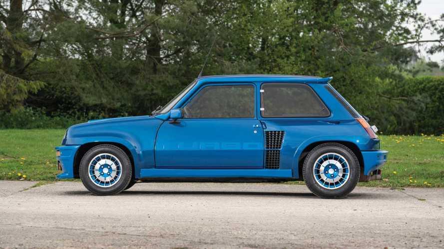 Une Renault 5 Turbo de 1980 vendue 86'000 euros !
