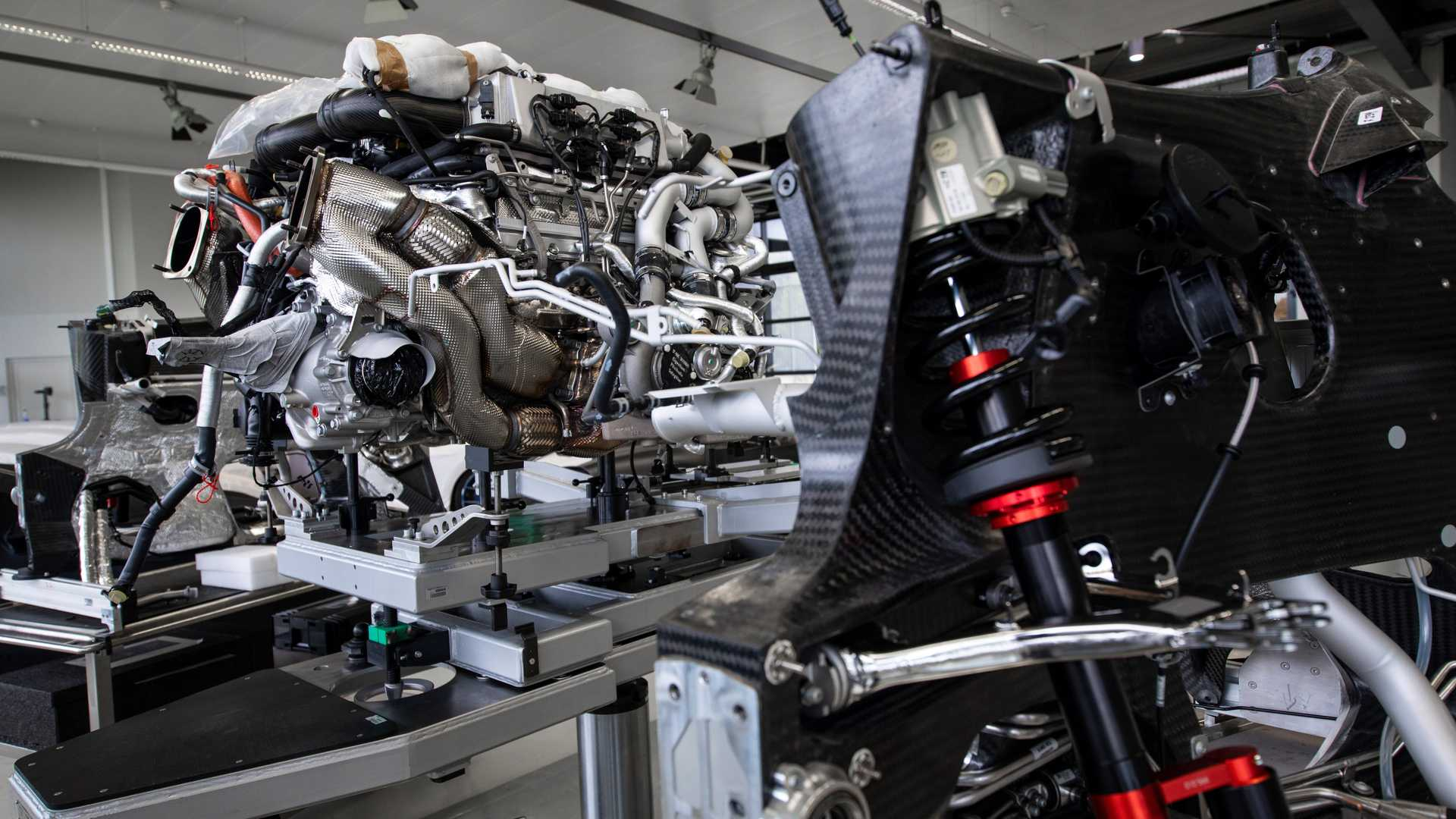 Bugatti: Combustion engine is the 'real state-of-the-art powertrain'