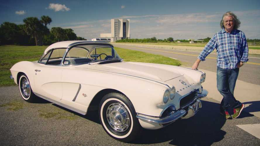 The 10 coolest cars owned by James May