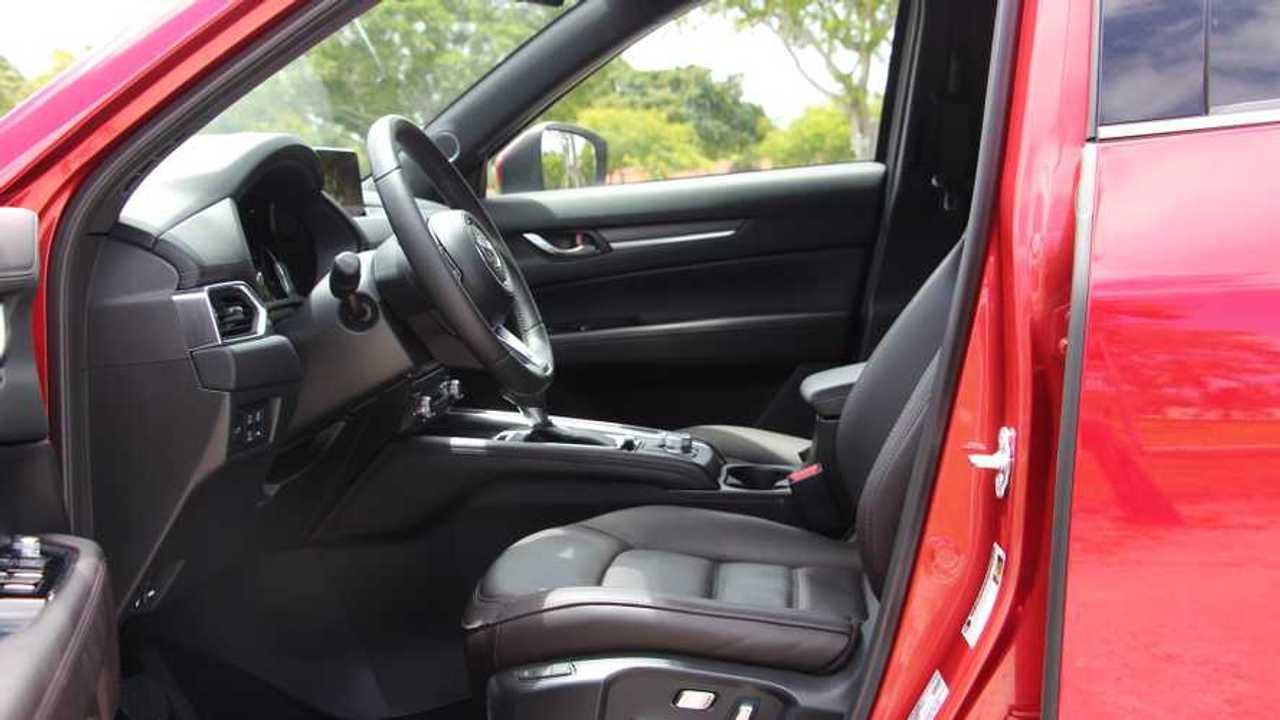 2019 Mazda CX-5 Signature: Driving Notes