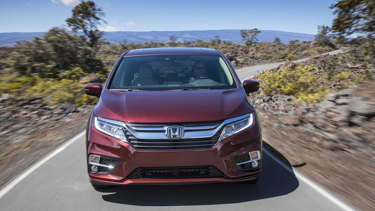 2020 Honda Odyssey Review And Release Date >> 2020 Honda Odyssey Gets 25th Anniversary Accessory Package