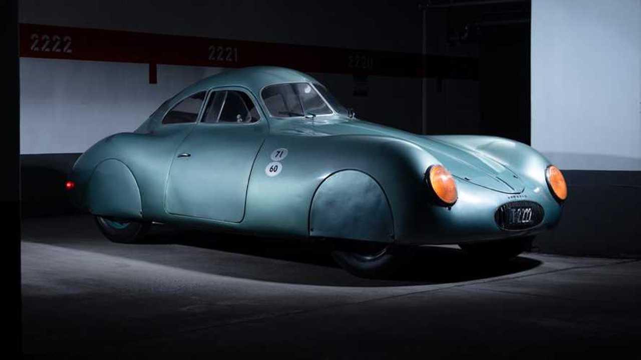 Porsche Type 64 на аукционе RM Sotheby's в Монтерее
