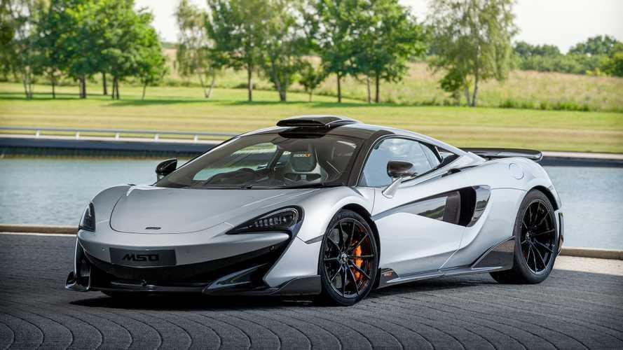 Uno de los últimos McLaren 600LT Coupé será una edición especial