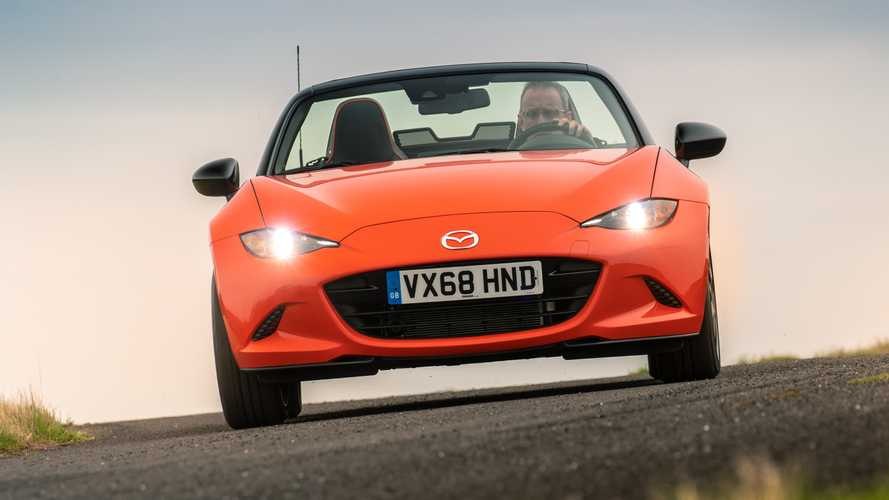 Mazda MX-5 30th Anniversary Edition costs just over £28,000