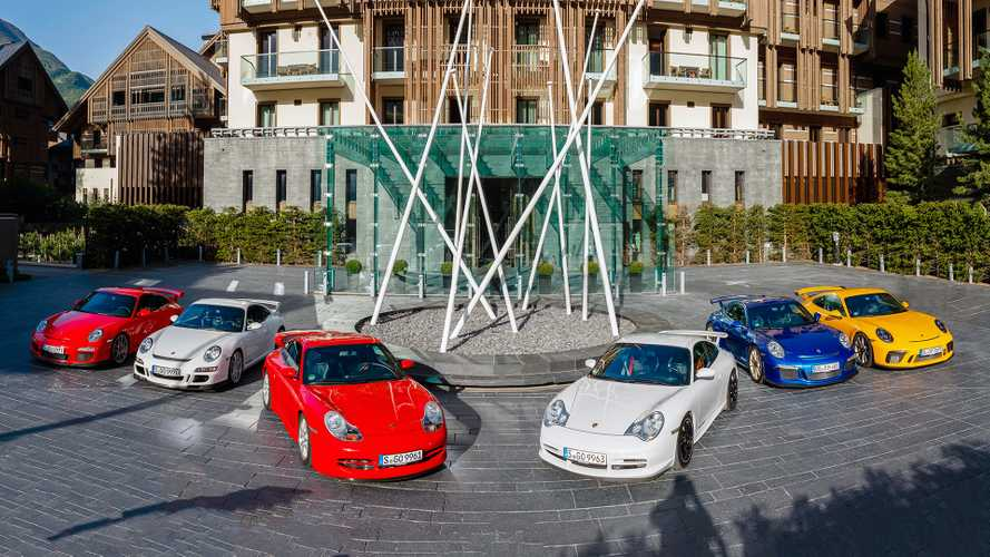20 Jahre Porsche 911 GT3: King of the Ring