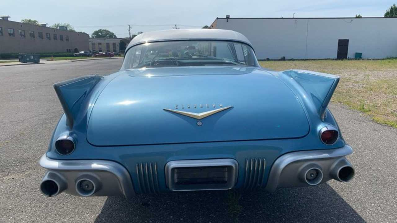 Own A Beautiful 1957 Cadillac Eldorado Seville