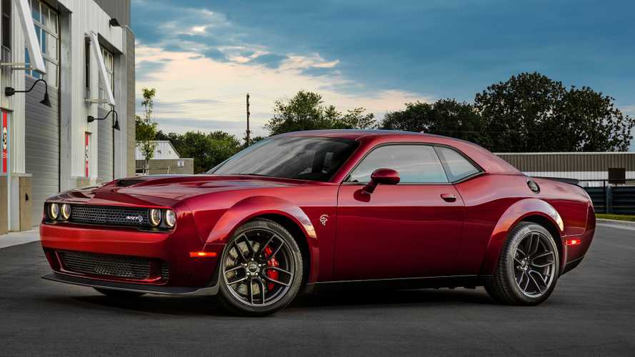 Track-Oriented Dodge Challenger Possibly Coming Next Year