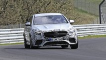 2021 Mercedes-AMG E63 new spy photos