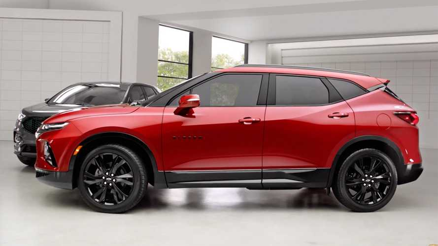 Chevy's Real People, Not Actors Check Out Blazer And Competitors [UPDATE]