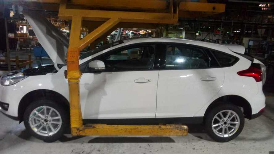 Ford encerra produção do Focus na Argentina