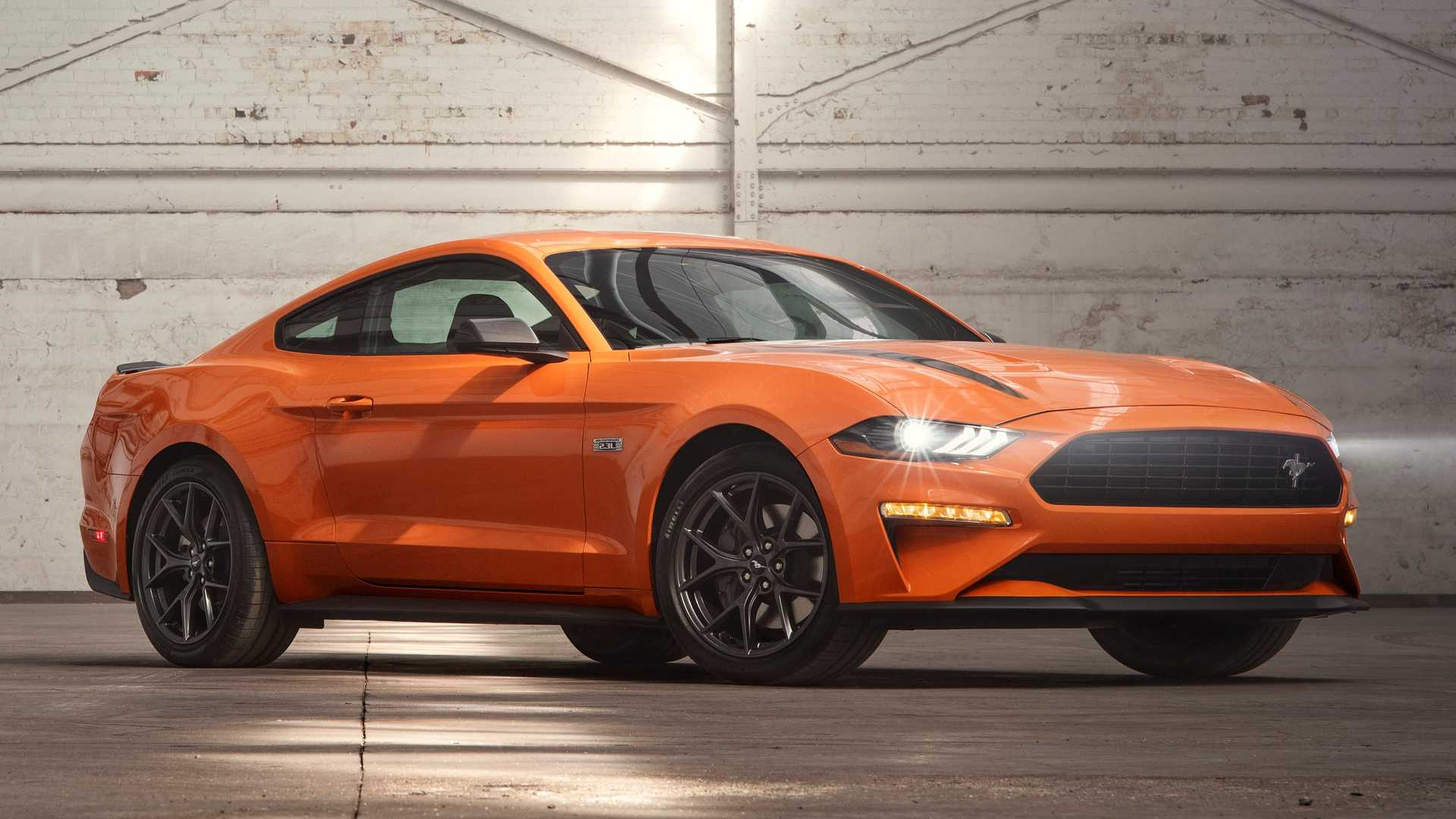 2020 Ford Mustang History