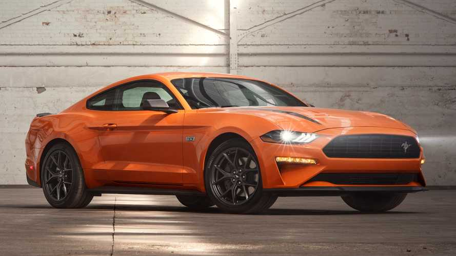 Ford Mustang High Performance, ahora con 330 CV