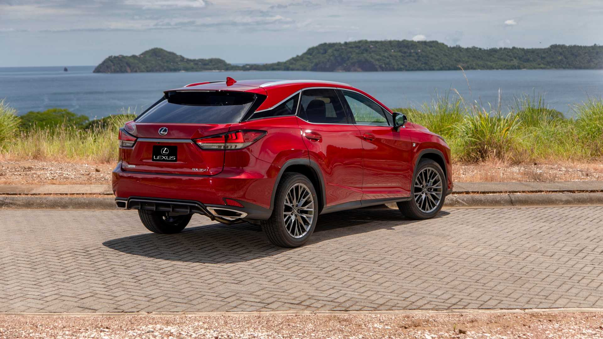 Lexus Rx 350 >> 2020 Lexus Rx 350 First Drive A Better Prescription