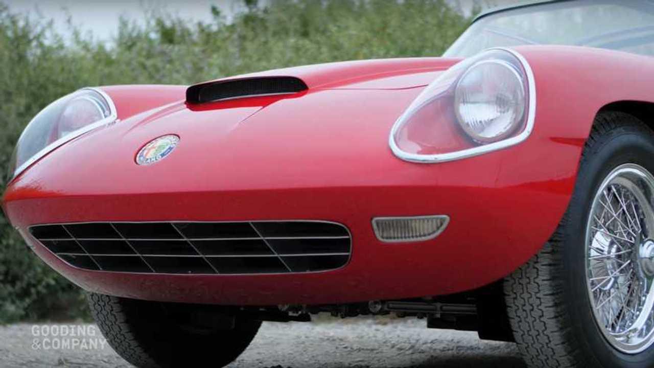 Video: Concours-Winning 1953 Alfa Romeo 6C 3000 CM Superflow IV