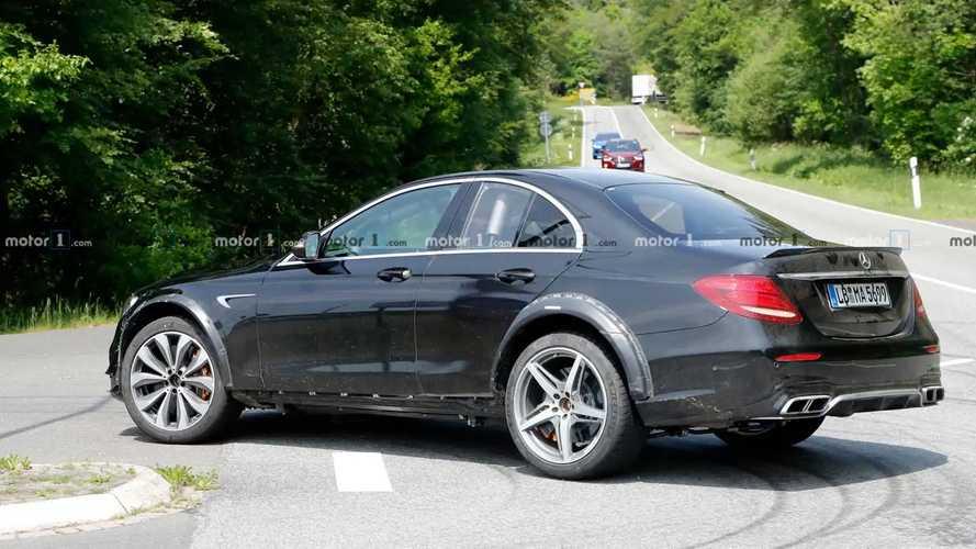 Mercedes-Benz SL-Class Test Mule