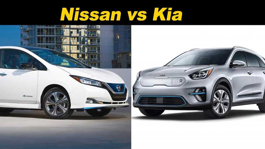 Alex On Autos Budget Battle: Kia Niro EV Vs Nissan Leaf