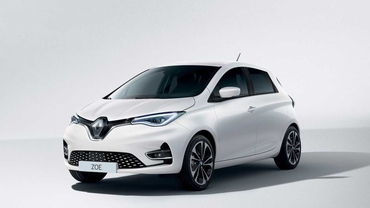 Meet The New 2019 Renault ZOE With 52 kWh Battery And 100 kW Motor