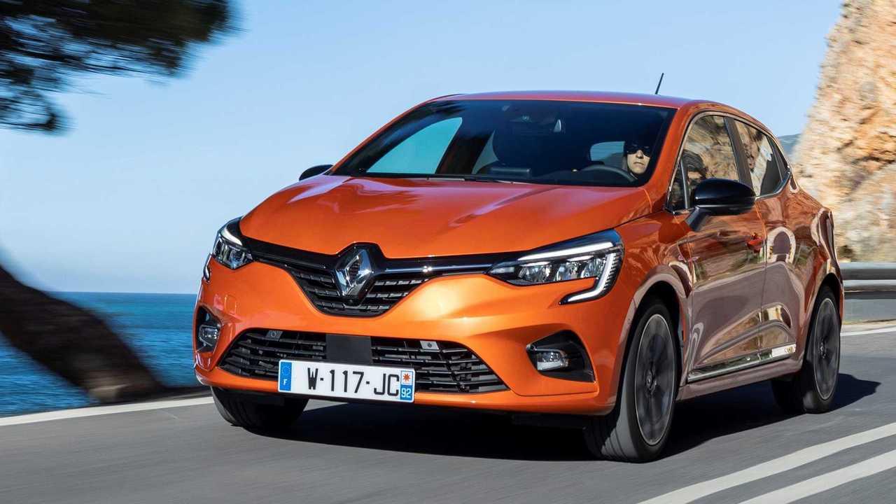 Renault Clio (2019) Fahrveranstaltung