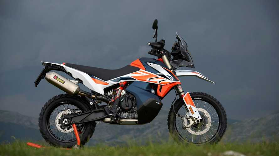 "KTM 790 Adventure R Rally, una limited edition ""estrema"""