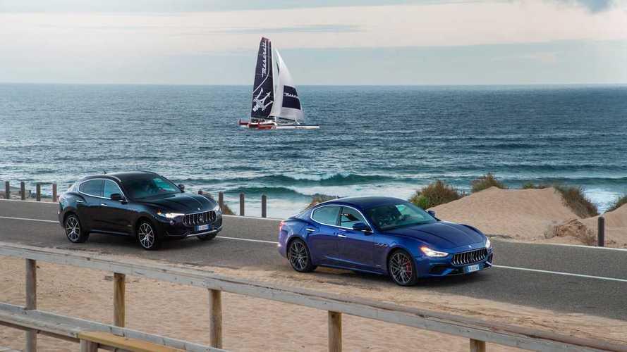 Жизнь - ветер. Тайны имен моделей Maserati