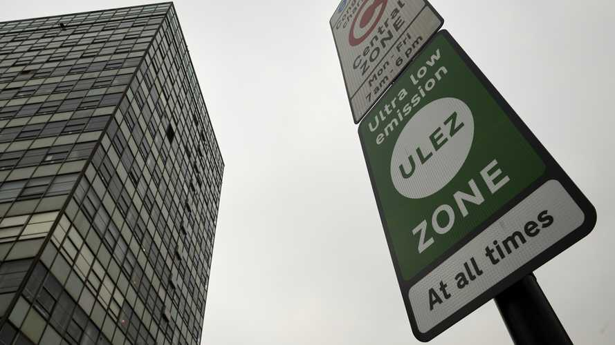 ULEZ takes 9,400 old, polluting cars off London's roads every day