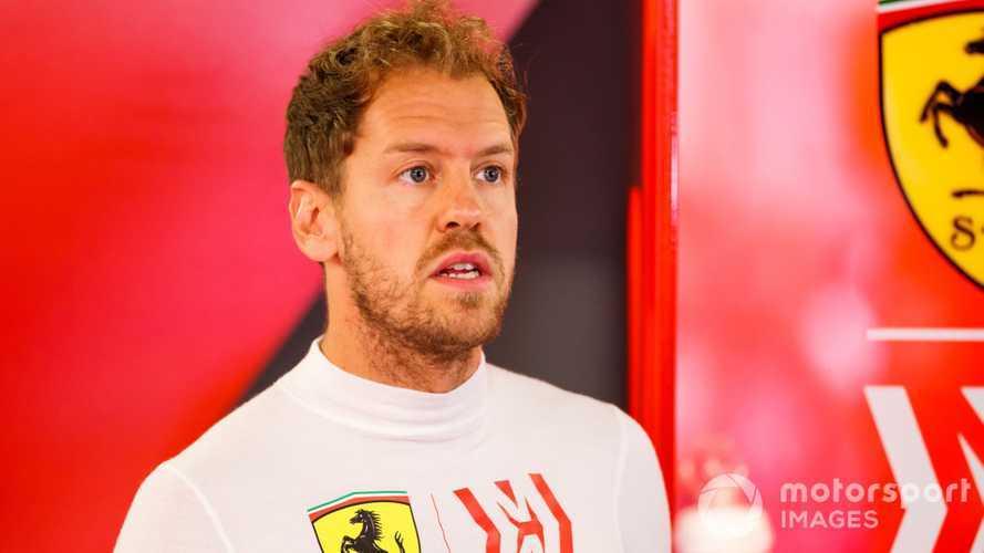 Vettel sets deadline to salvage Ferrari title hopes