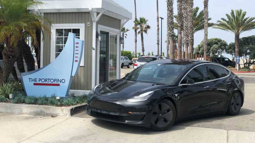 Tesla Model 3 Cannonball Out of Spec