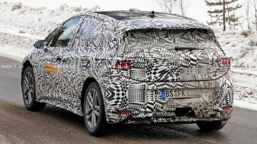 Volkswagen I.D. Neo Spy Photos
