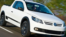 New 2010 Volkswagen Saveiro,New 2010 Volkswagen Saveiro - low res
