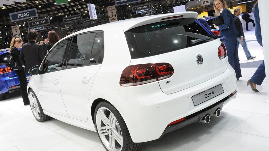 Volkswagen Golf R special version concepts revealed in Geneva