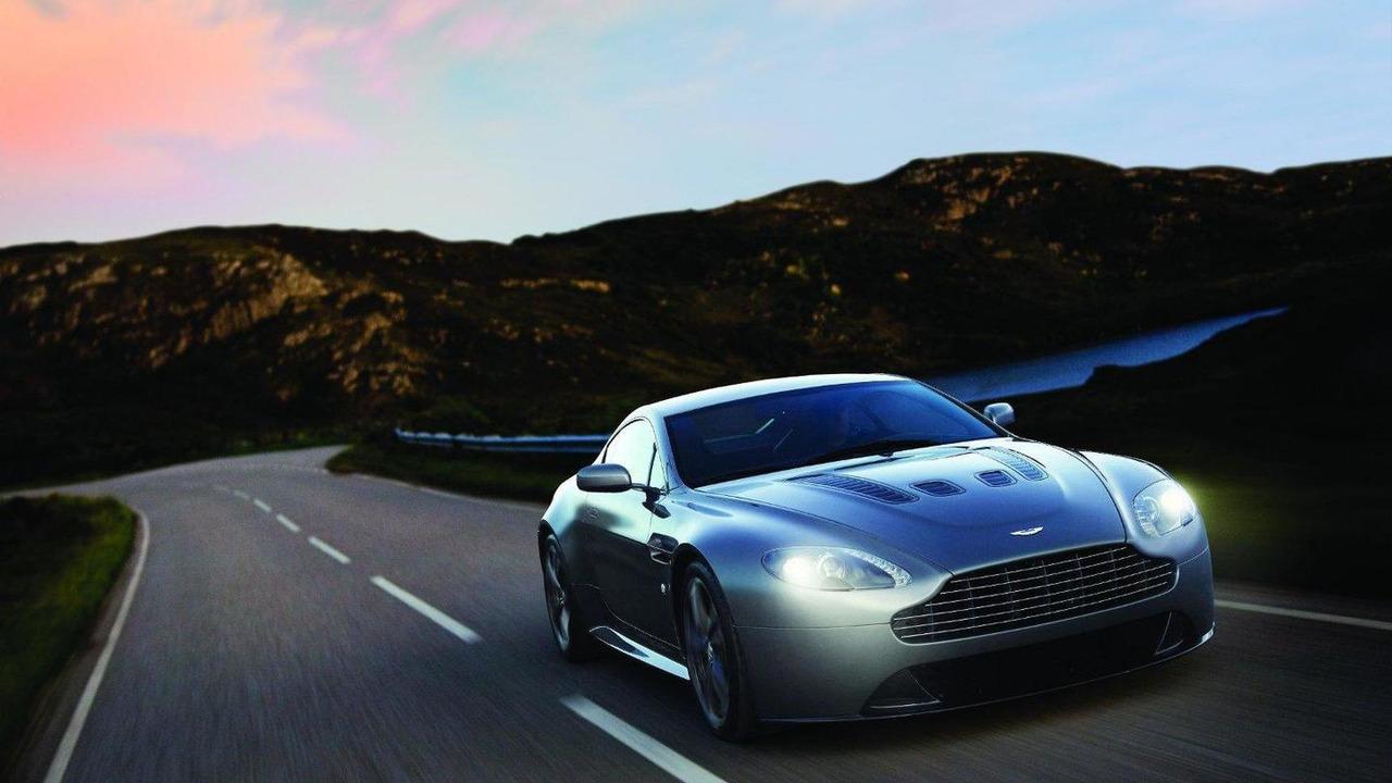 Aston Martin V Vantage US Pricing Starts At - Aston martin v12 vantage s price