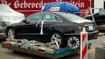 2010 Mercedes E-Class Coupe Spy Photo