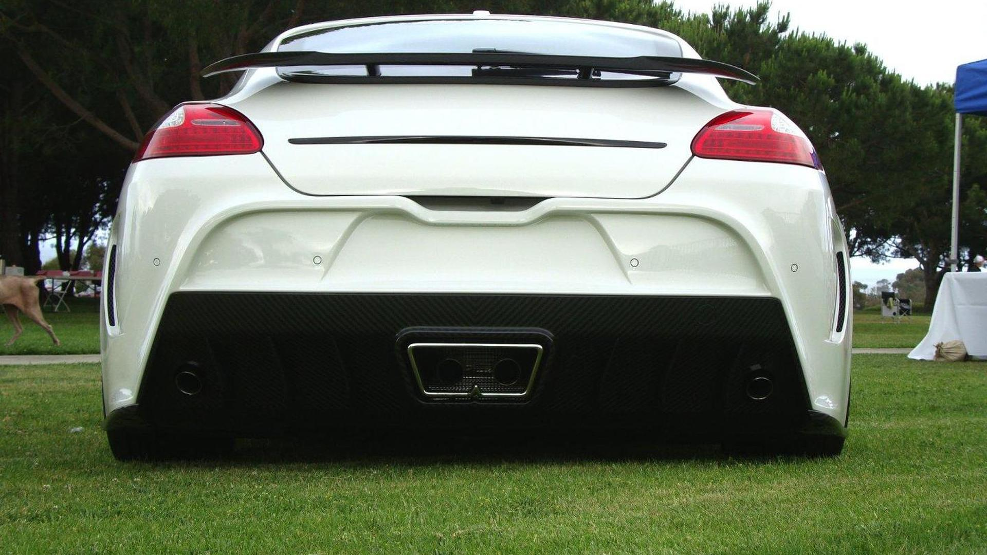 Mansory Panamera Turbo Real Life Photos Different Colors Much Better