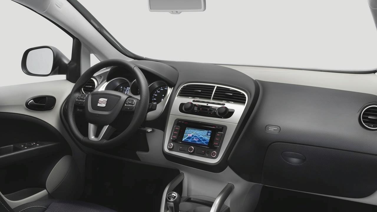 Interior SEAT Altea range | Motor1.com Photos