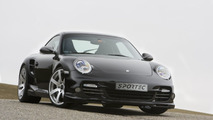 Sportec SP580 based on 2010 Porsche 911 Turbo facelift 07.04.2010