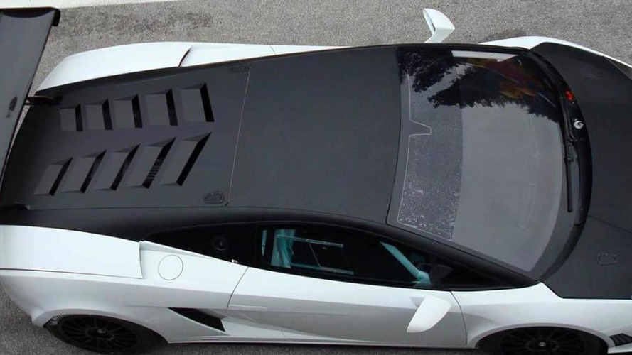 Reiter Lamborghini LP600+ announced for 2011