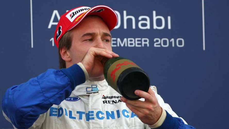 Kolles wants Valsecchi for 2011 HRT seat