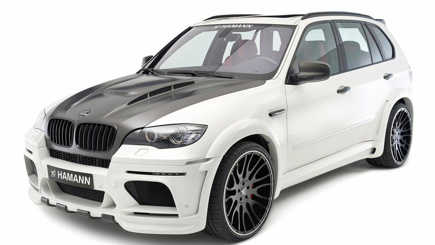 HAMANN Flash EVO M based on BMW X5 M