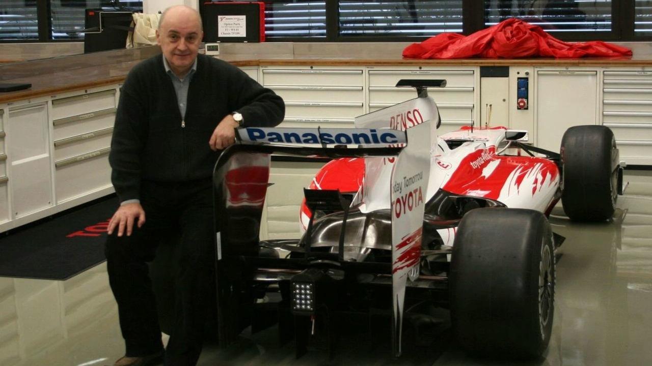 Zoran Stefanovic, Toyota Motorsport, Cologne, Germany, 22.12.2009