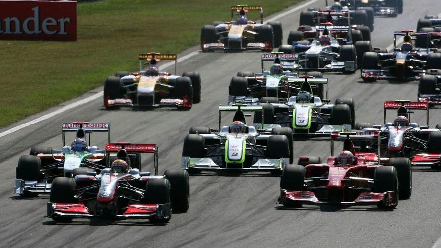 F1's new teams making progress