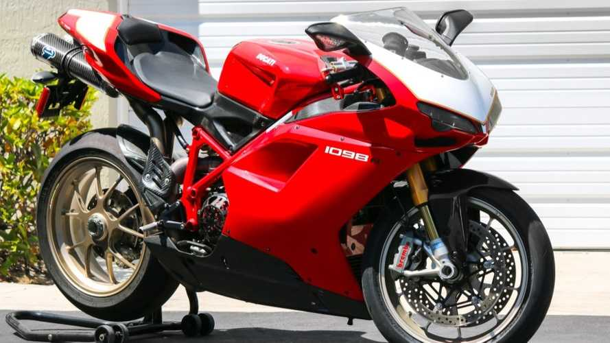 Snag This Homologation Ducati Before It's Too Late